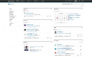 liveness Portalでポートレットを利用した画面