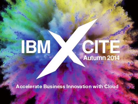 来る2014/9/12、XCITE Autumn 2014 セッション(K-2)で講演致します