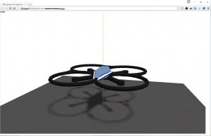 xdrone-webGL02