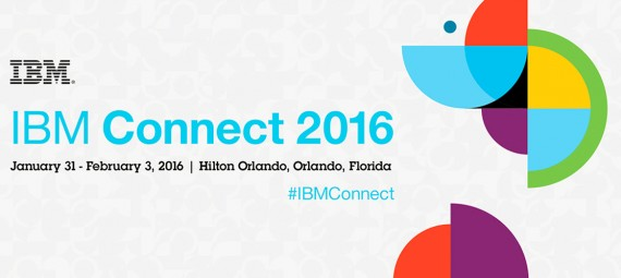 IBM Connect 2016 – Day1 基調講演