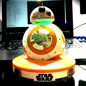 XPages on bluemixとIoTでBB-8を動かしてみた (2/2)