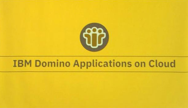 IBM Domino Applications on Cloud