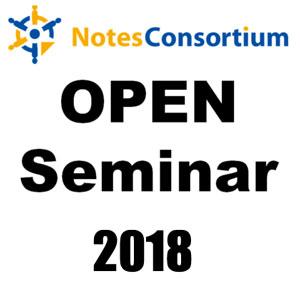 【12月7日開催】ノーツコンソーシアム オープンセミナー 2nd Stage in 九州!IBM Notes Domino V10 新機能紹介 – IBM Championセッションで登壇します